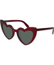 Saint Laurent Damen sl 181 loulou 002 54 Sonnenbrille