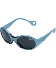 Cebe 1973 (Alter 1-3) metallisch glänzenden hellblau 2000 grau Sonnenbrille