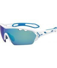 Cebe Cbmonol3 S-Track Mono L weiße Sonnenbrille