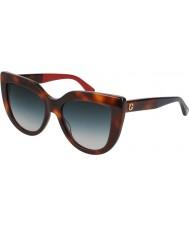 Gucci Damen gg0164s 004 53 Sonnenbrille