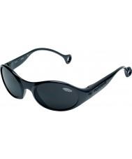 Cebe 1977 (Alter 3-5) glänzend glänzend schwarz 2000 grau Sonnenbrille