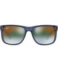RayBan Justin rb4165 55 6341t0 Sonnenbrille