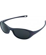 Cebe Gecko (Alter 5-7) glänzend schwarz 2000 grau Sonnenbrille