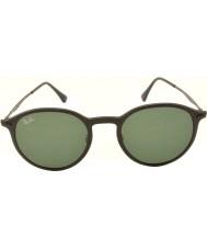 RayBan Rb4224 49 Tech-Lichtstrahl mattschwarz 601s71 Sonnenbrille