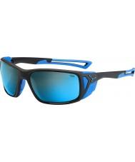 Cebe ProGuide matt schwarz blau grau 4000 Mineral blauen Sonnenbrillen