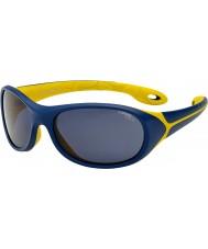 Cebe Simba (Alter 5-7) Nacht blau gelb Sonnenbrille