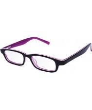 Eyejusters P1C1504PP Lila rosa einstellbar Lesebrille - 0,00-3,00 Stärke