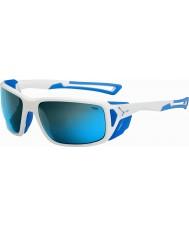 Cebe ProGuide glänzend weiß blau 4000 grau Mineral blauen Sonnenbrillen