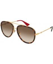 Gucci Damenbrille gg0062s 012 57
