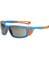 Cebe ProGuide matt blau orange variochrom Spitze Sonnenbrille