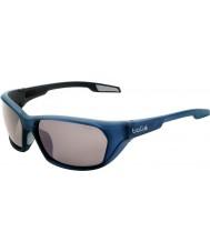 Bolle Aravis matt blau polarisiert tns Pistole Sonnenbrille