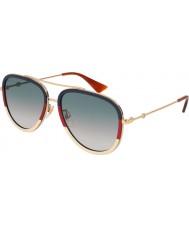 Gucci Damenbrille gg0062s 013 57