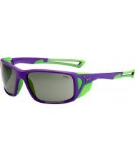 Cebe ProGuide lila, grün, variochrom Spitze Sonnenbrille