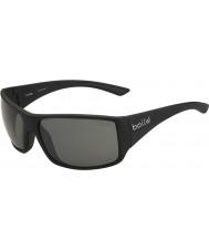 Bolle 11927 Tigerschlange schwarze Sonnenbrille