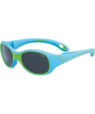 Cebe S-Kimo (1-3 Jahre), blau, grün Sonnenbrille
