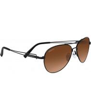 Serengeti 7887 Brando schwarze Sonnenbrille