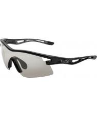 Bolle 11858 Vortex schwarze Sonnenbrille