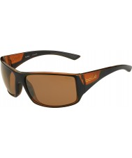 Bolle 11929 Tigerschlange schwarze Sonnenbrille