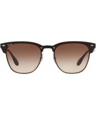 RayBan Blaze clubmaster rb3576n 41 041 13 Sonnenbrille