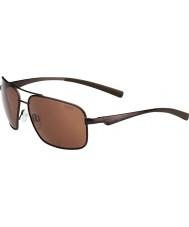 Bolle Brisbane matt braun polarisiert A-14 Sonnenbrille