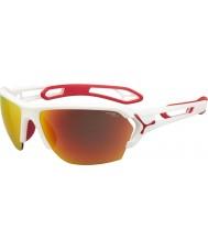 Cebe Cbstl11 s-track weiße Sonnenbrille