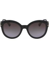 Longchamp Damen lo604s 001 55 Sonnenbrille
