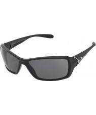 Cebe Bewegung glänzend schwarz polarisierten Sonnenbrillen