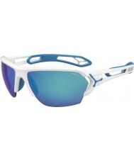 Cebe Cbstl12 s-track weiße Sonnenbrille