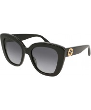 Gucci Damen gg0327s 001 52 Sonnenbrille