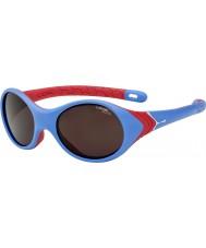 Cebe Kanga (Alter 1-3) blaue Sonnenbrille rosa