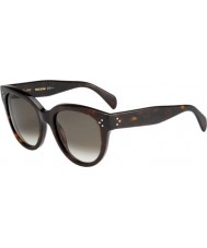Celine Damen cl41755 086 z3 55 Sonnenbrille