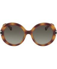 Longchamp Damen lo605s 214 55 Sonnenbrille