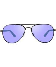Revo Rbv1000 bono Unterschrift zifi Rotguss - Lavendel polarisierten Sonnenbrillen