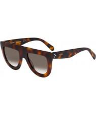 Celine Damen cl 41398-s 05l z3 havanna Sonnenbrille