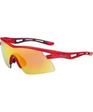 Bolle 11823 vortex rote Sonnenbrille