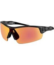 Dirty Dog 58077 Rand schwarze Sonnenbrille