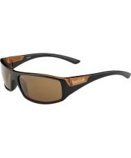 Bolle 12138 Weaver braune Sonnenbrille