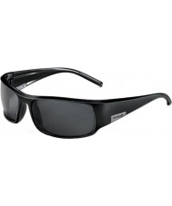 Bolle 10997 König schwarze Sonnenbrille