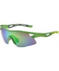 Bolle Limited edition Wirbel Orica, grün, braun Smaragd Sonnenbrille