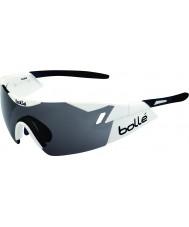 Bolle 12162 6. Sinn weiße Sonnenbrille