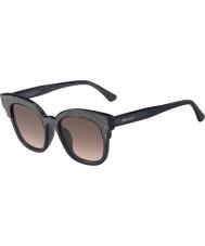 Jimmy Choo Ladies mayela-s 18r ve Sonnenbrille