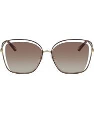 Chloe Damen ce133s 205 60 Mohn-Sonnenbrille
