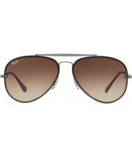 RayBan Rb3584n 61 00413 Blaze Pilotenbrille