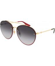 Gucci Damen gg0351s 001 62 Sonnenbrille