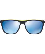 Emporio Armani Mens ea4109 57 563855 Sonnenbrille