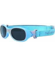 Cebe Chouka (Alter 1-3) blaue Sonnenbrille