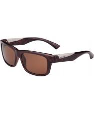 Bolle Jude glänzend Schildpatt polarisiert A-14 Sonnenbrille