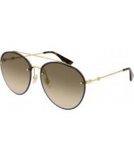Gucci Damen gg0351s 003 62 Sonnenbrillen