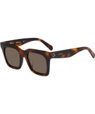 Celine Damen cl 41411-fs 05l x7 havanna Sonnenbrille