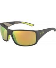 Bolle 12132 tigersnake schwarze sonnenbrille